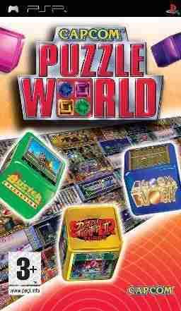 Descargar Capcom Puzzle World [UMDRiP] por Torrent
